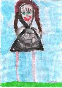 Sophie K. 5 let